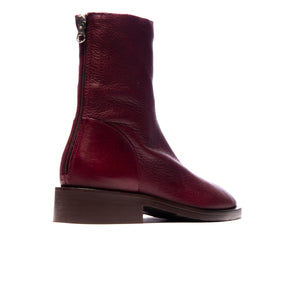 Delancy Bordeaux Leather