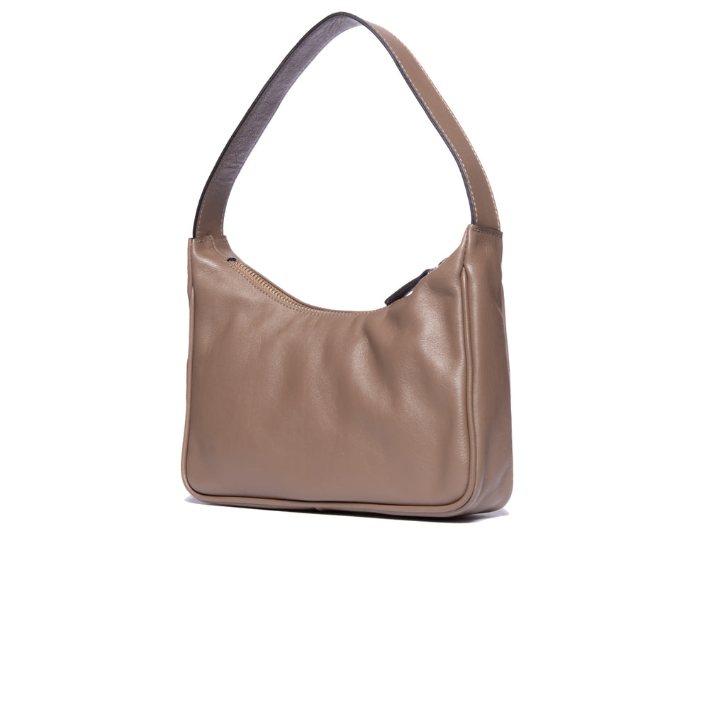City Taupe Leather