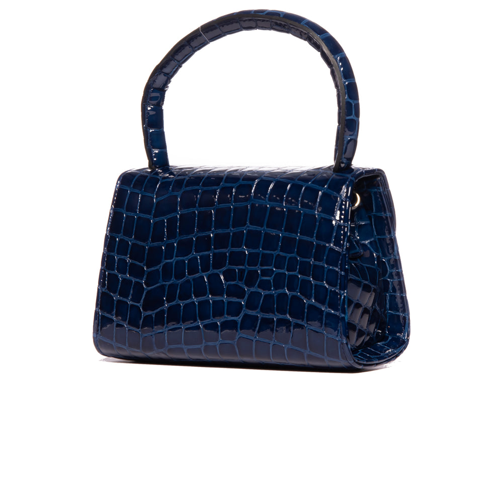 Load image into Gallery viewer, Anina Marine Blue Croco