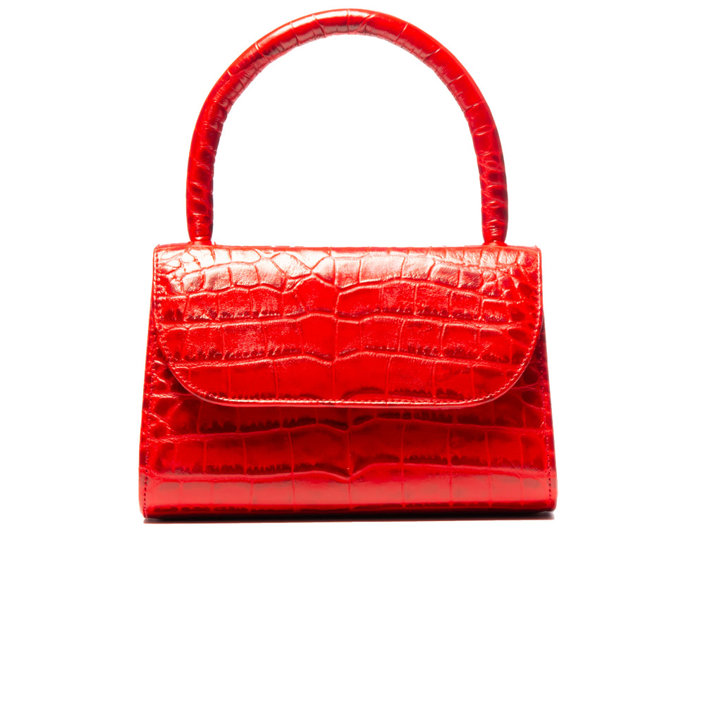 Anina Red Croco Matt