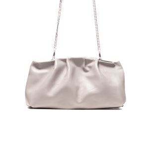 Valerie Grey Leather