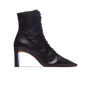 Madeline Black Leather