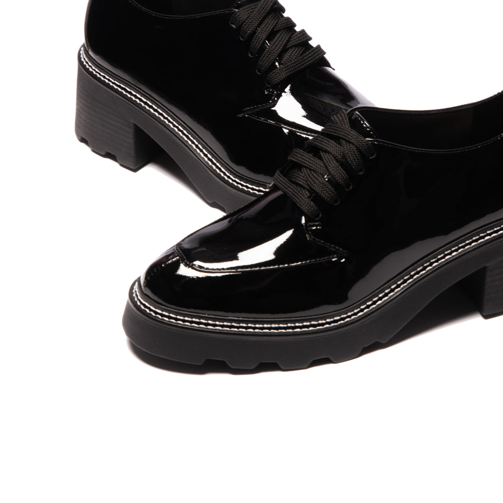 Evelyn Black Patent