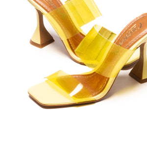 Tao Yellow Leather