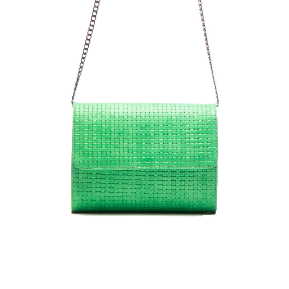 Margy Green Leather