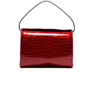 Doriane Red Croco