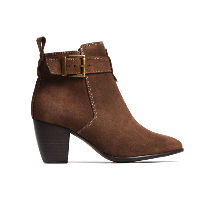Etty Brown Suede