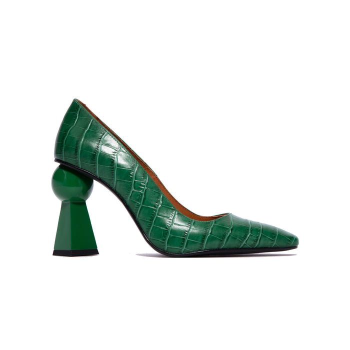 Eiffel Green Croco