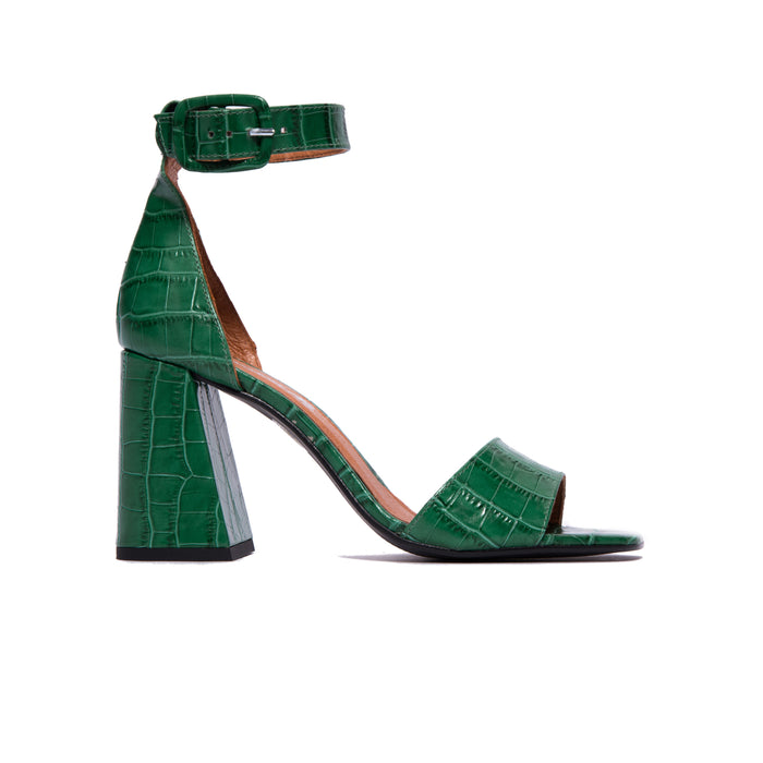Filipina Green Croco