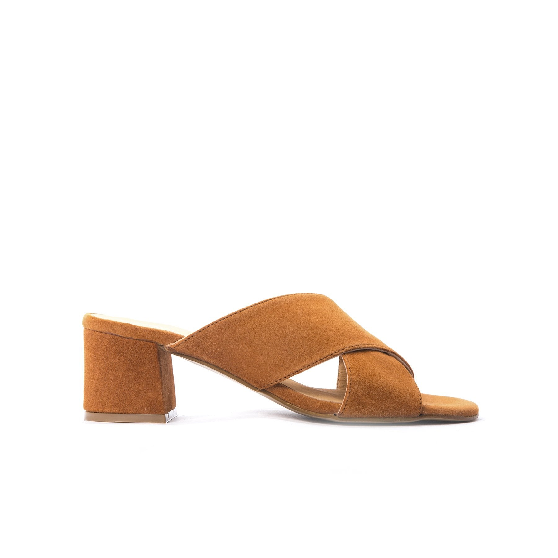 Illy Tan Suede