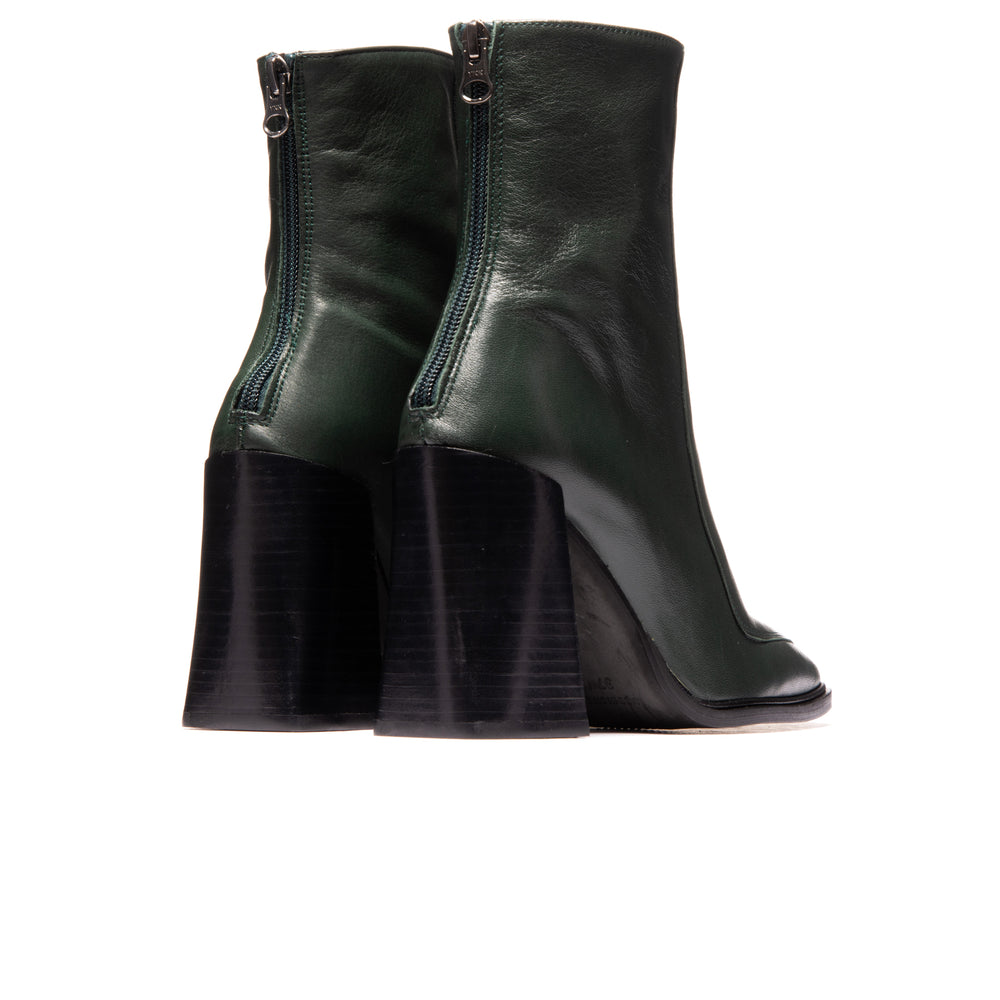 Load image into Gallery viewer, Keel Dark Green Leather