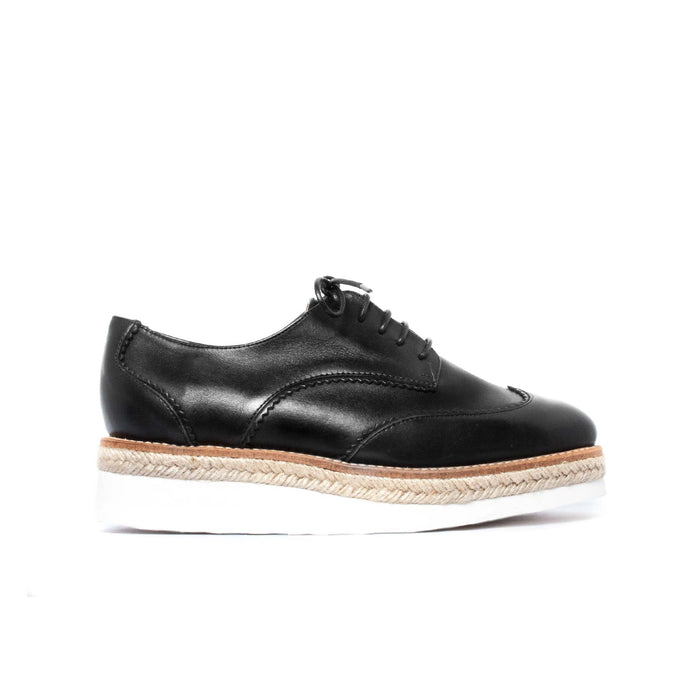 Mixi Black Leather