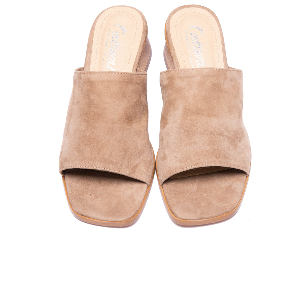 Load image into Gallery viewer, Niran Nude Suede