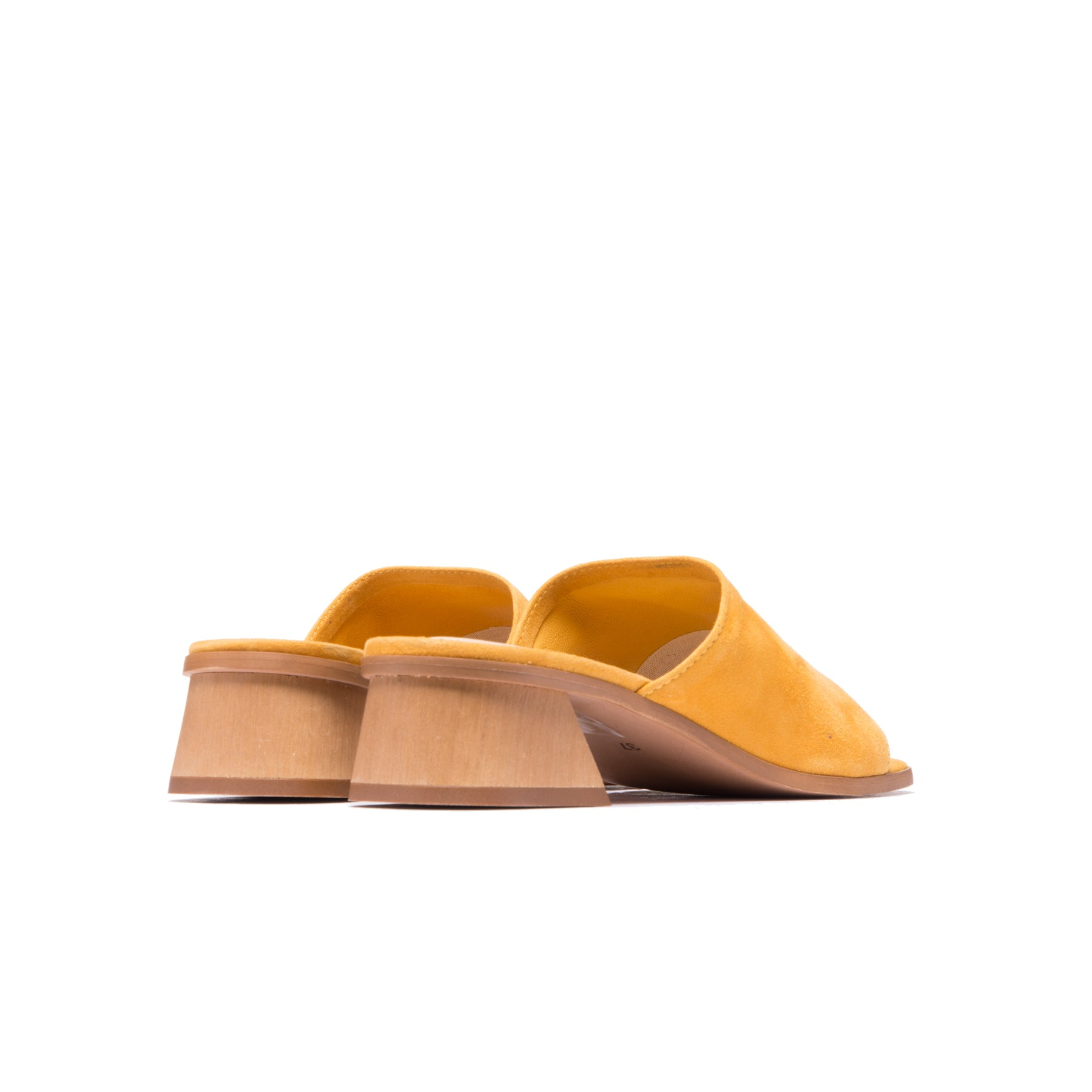 Niran Yellow Suede