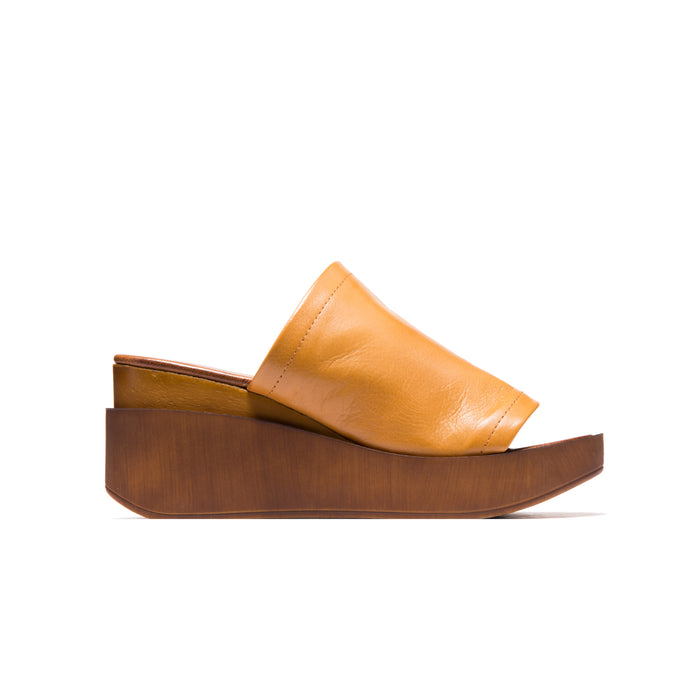 Ophelia Brown Leather