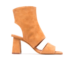 Pump Tan Suede