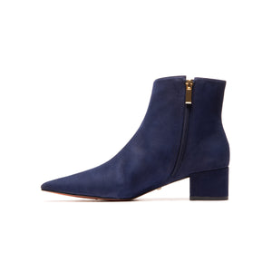 Load image into Gallery viewer, Rome Navy Nubuck