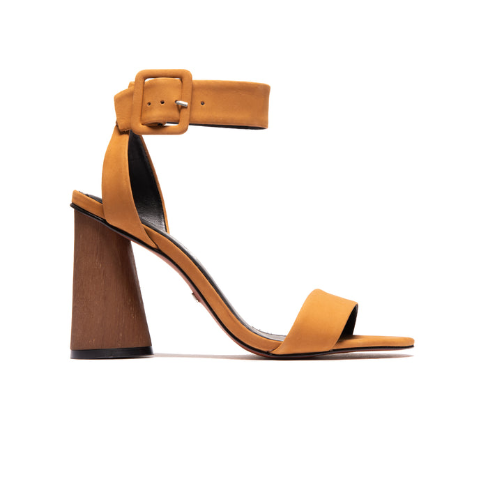 Serenity Honey Nubuck