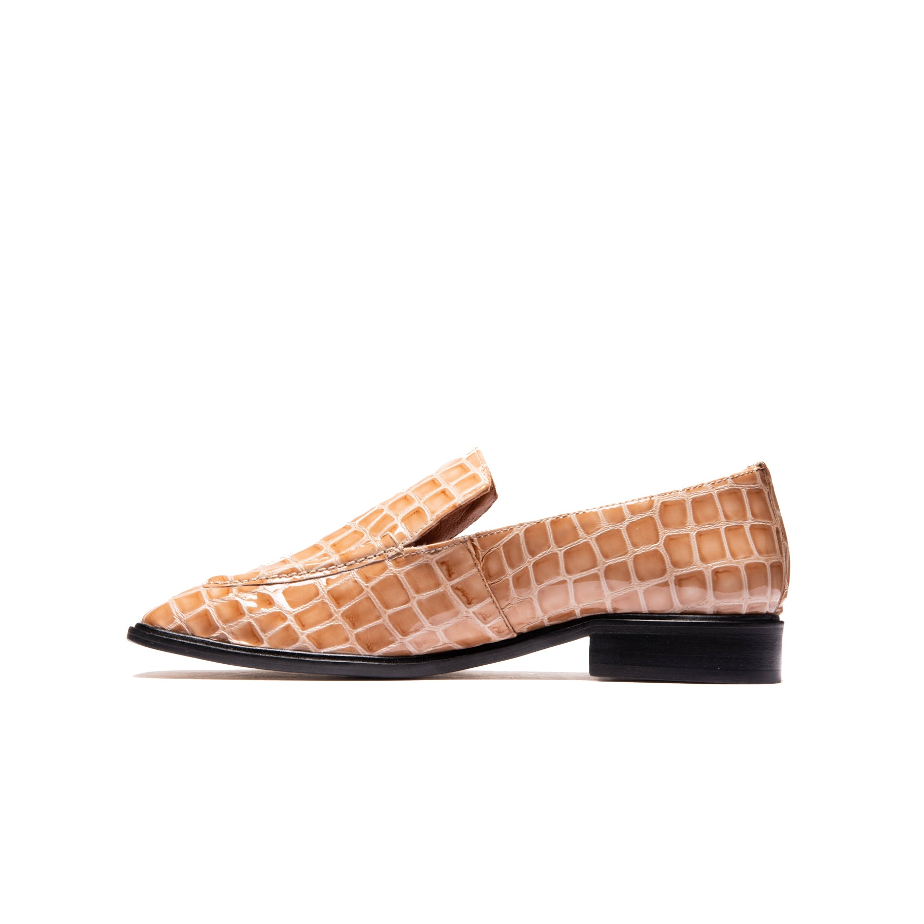 Shary Nude Croco