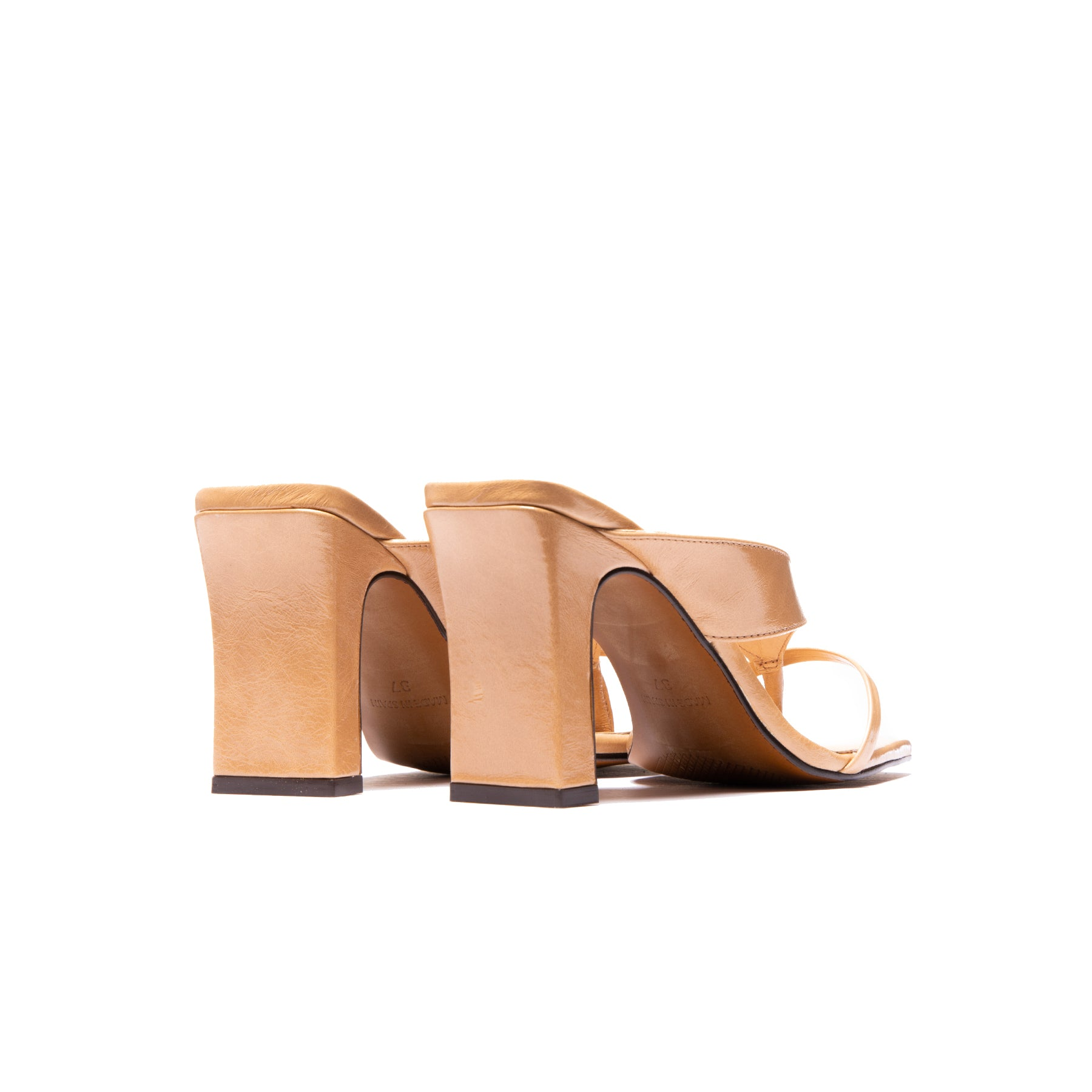 Taza Nude Leather