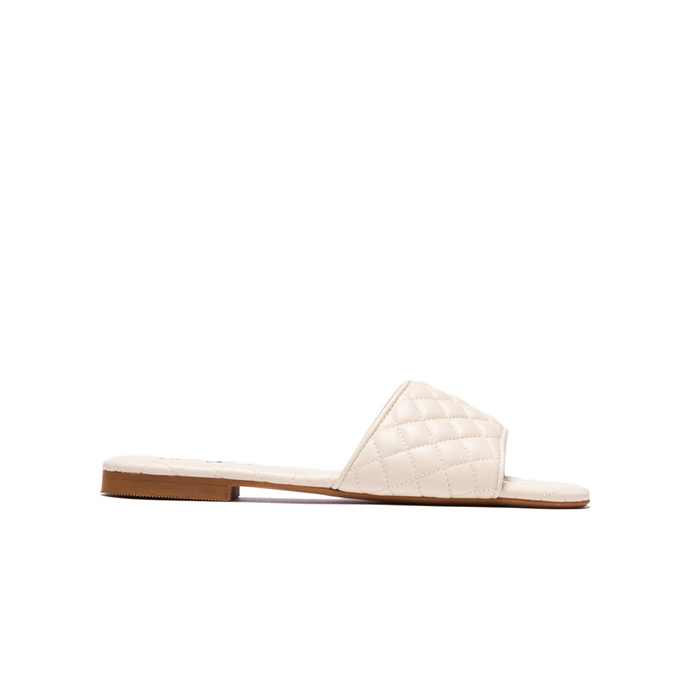 Zen Off White Leather