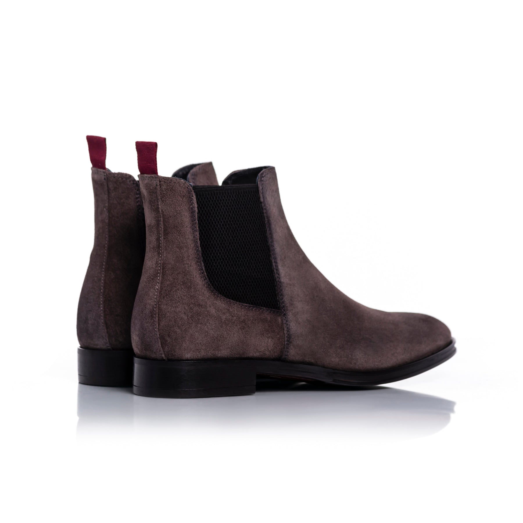 Alfonso Moss Suede Boots