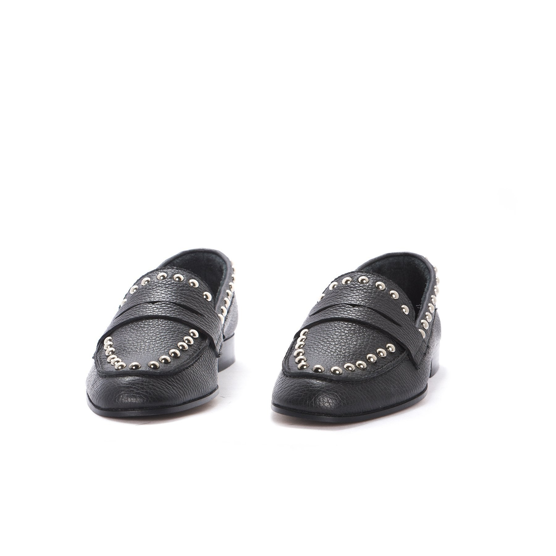 Amira Black Leather-SOLD OUT