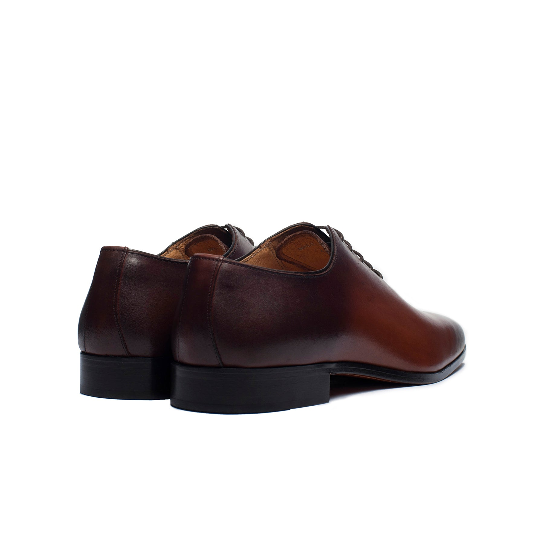 Antonio Tan Leather Shoes