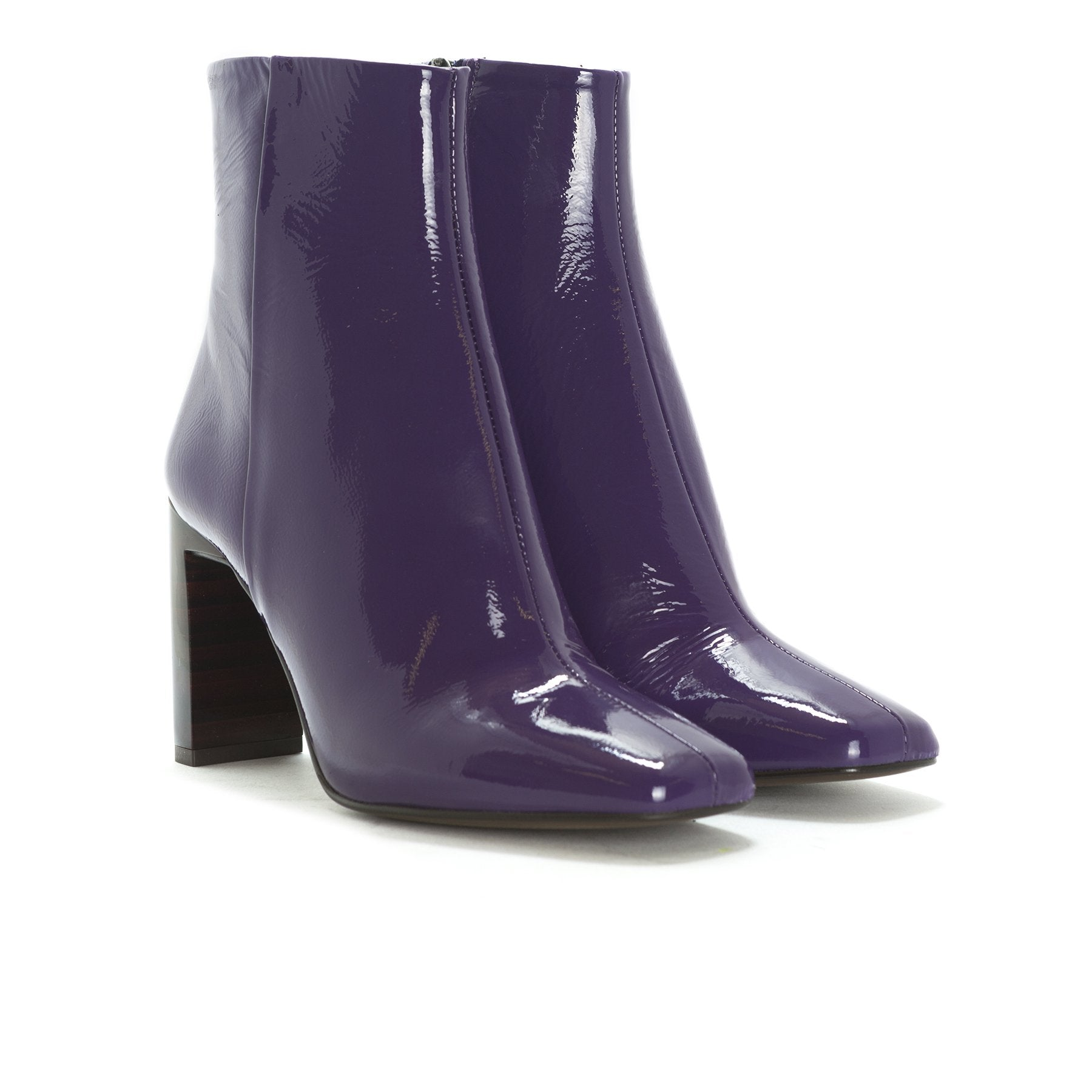 Ashbury Purple Naplack Leather