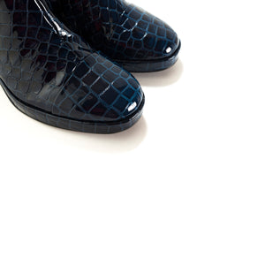 Load image into Gallery viewer, Aussi Navy Croco