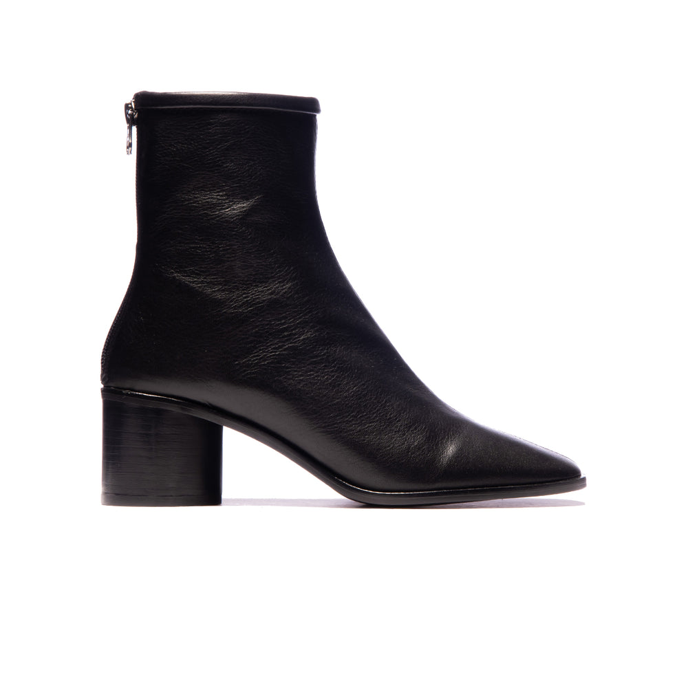 Rossio Black Leather
