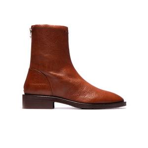 Delancy Tan Leather