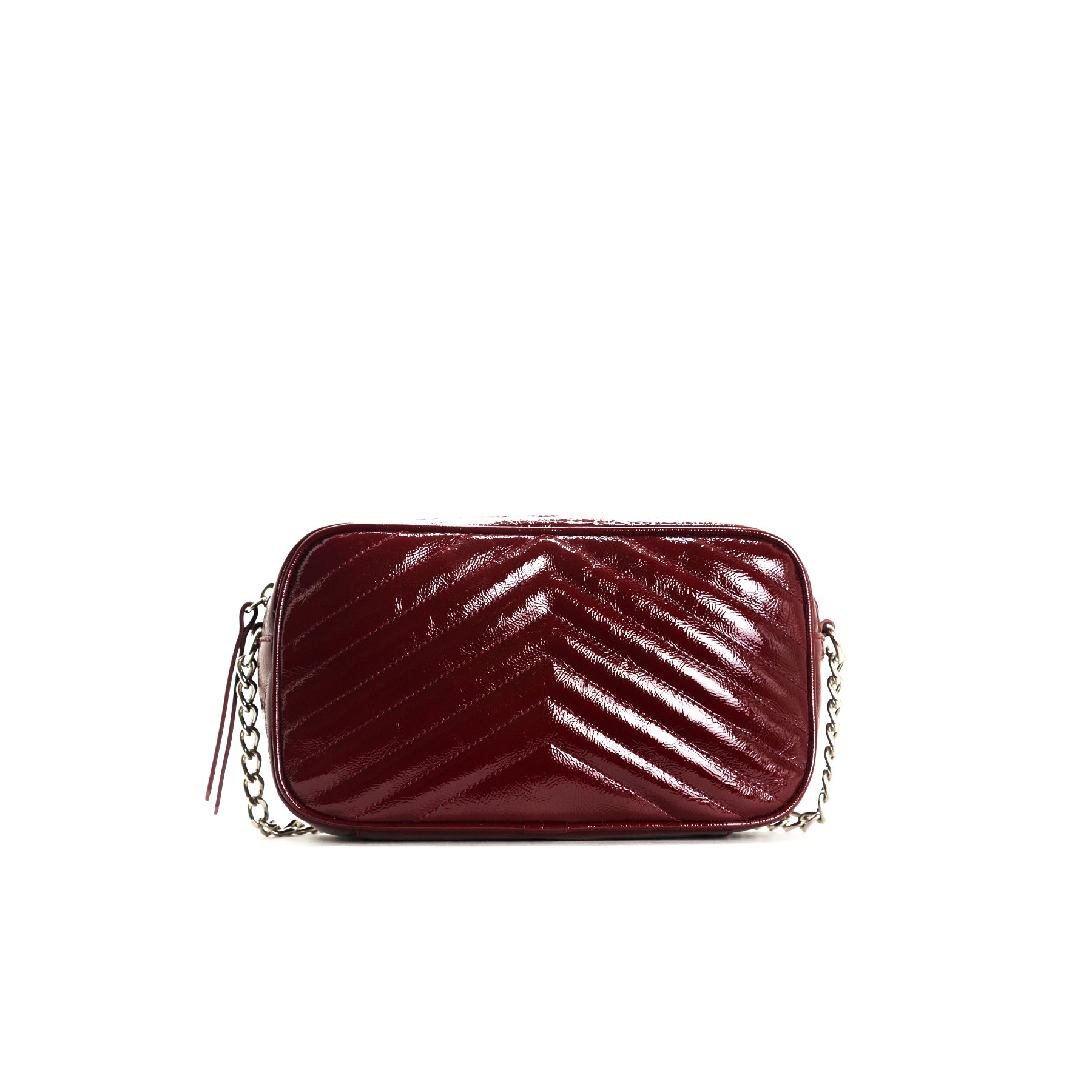 Bijoux Bordo Naplack Shoulder Bags