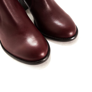 Charlston Bordo Leather