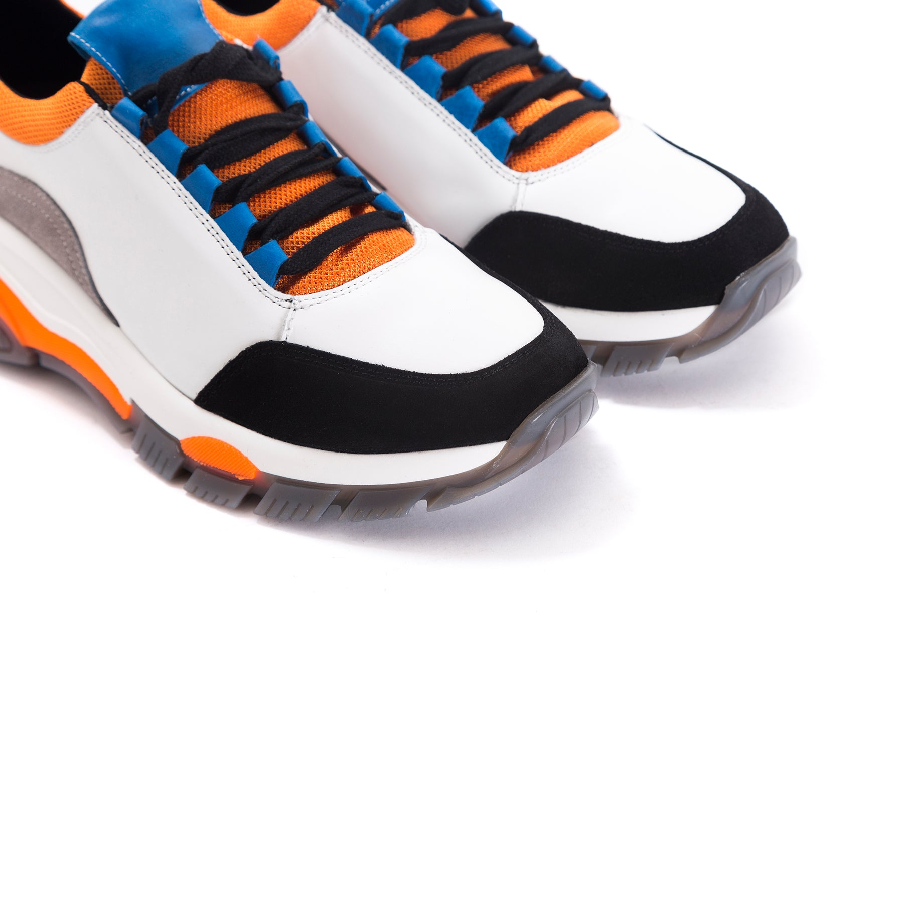 Dafodil Orange Multi Sneakers