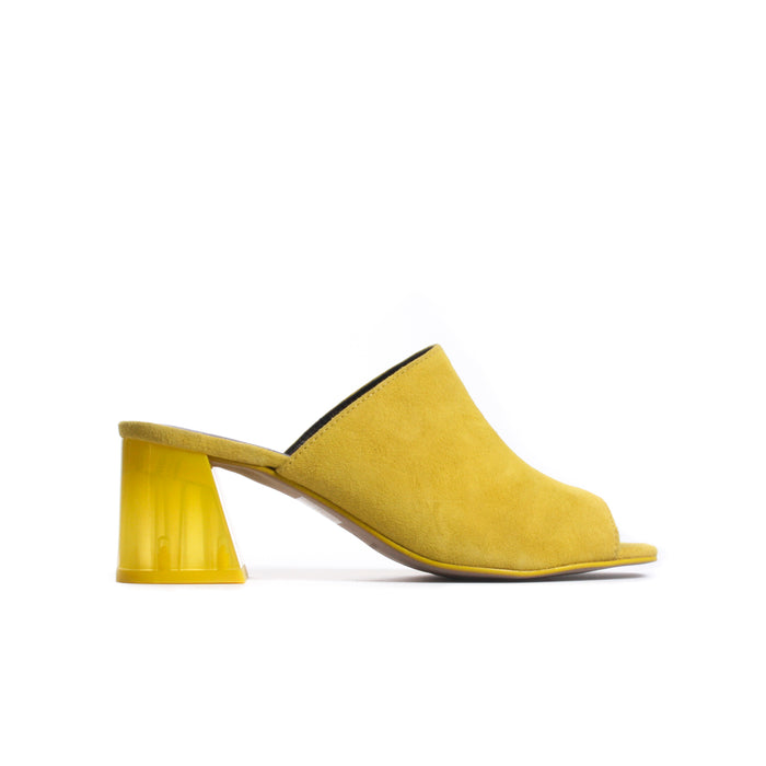 Danica Yellow Suede