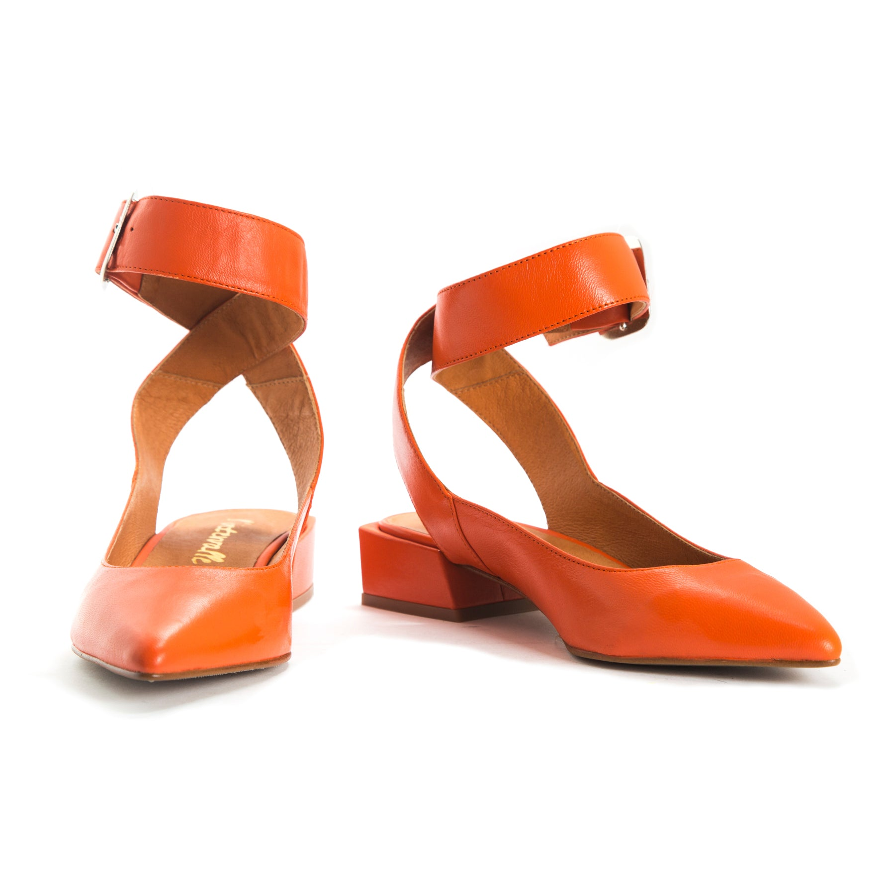 Egi Orange Leather