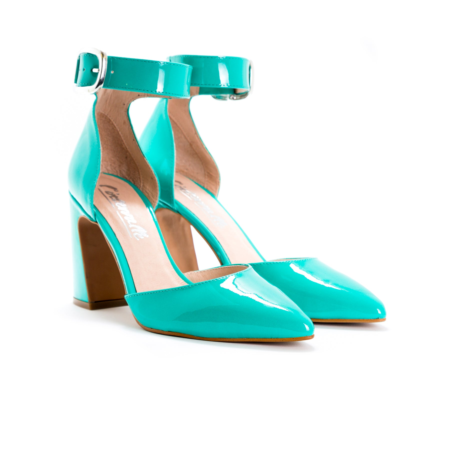 L'INTERVALLE FELICIA - High heels - aqua Z9R6yMuws