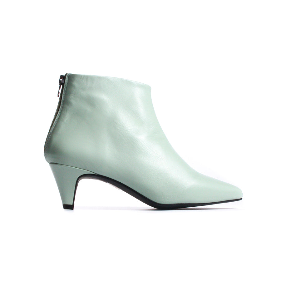 L'INTERVALLE GEORGETTE - Ankle boots - mint uxudW1