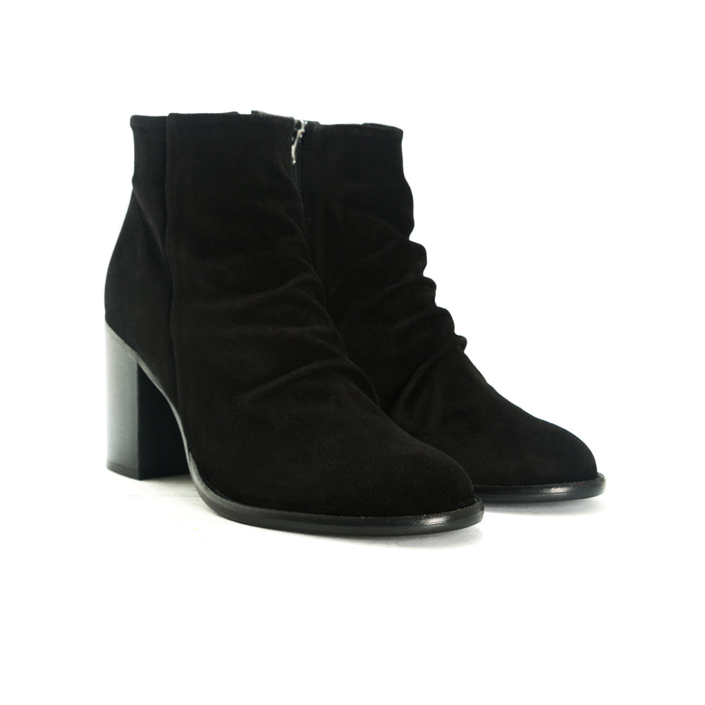 Gibbs Black Suede Boots