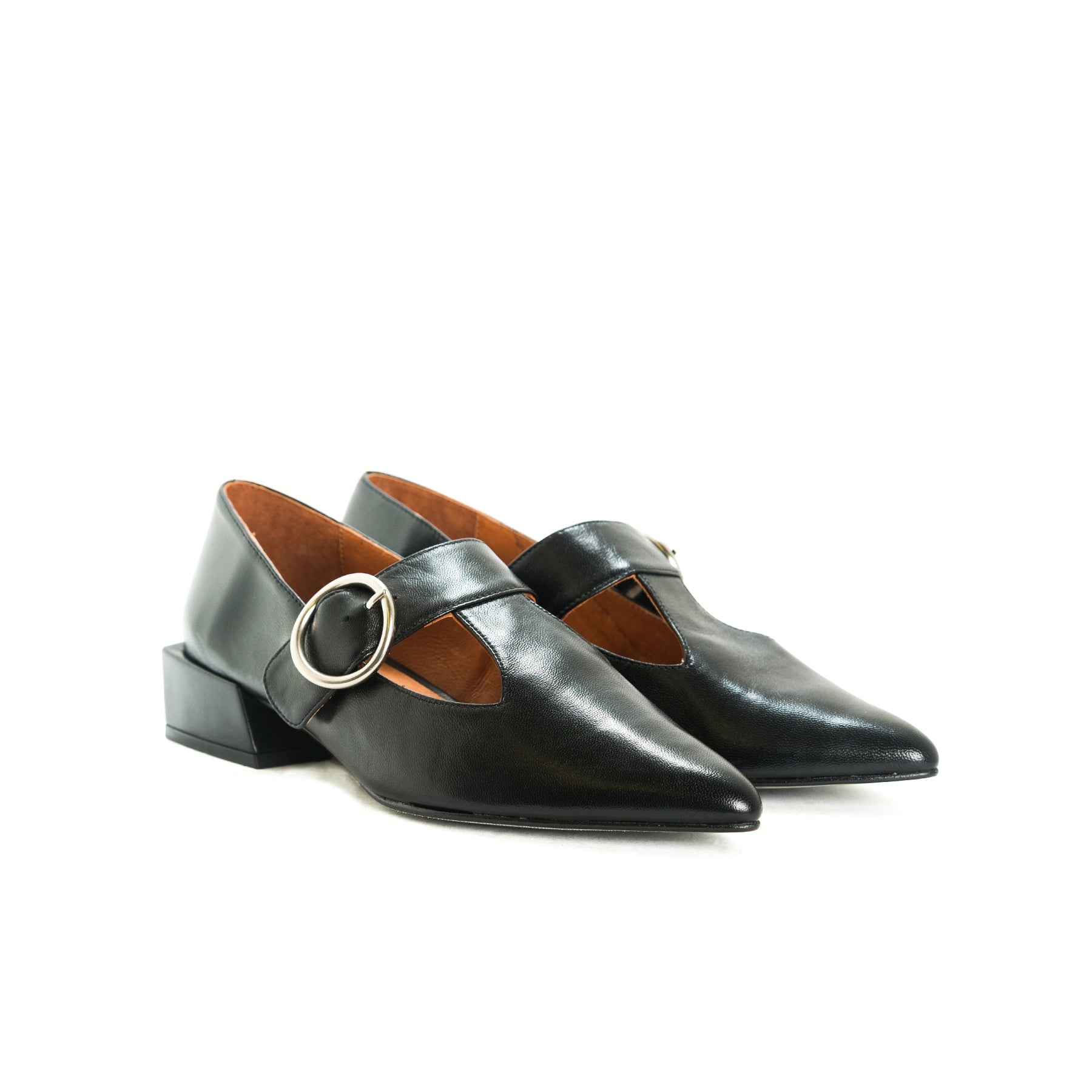 Gilmore Black Naplack Shoes