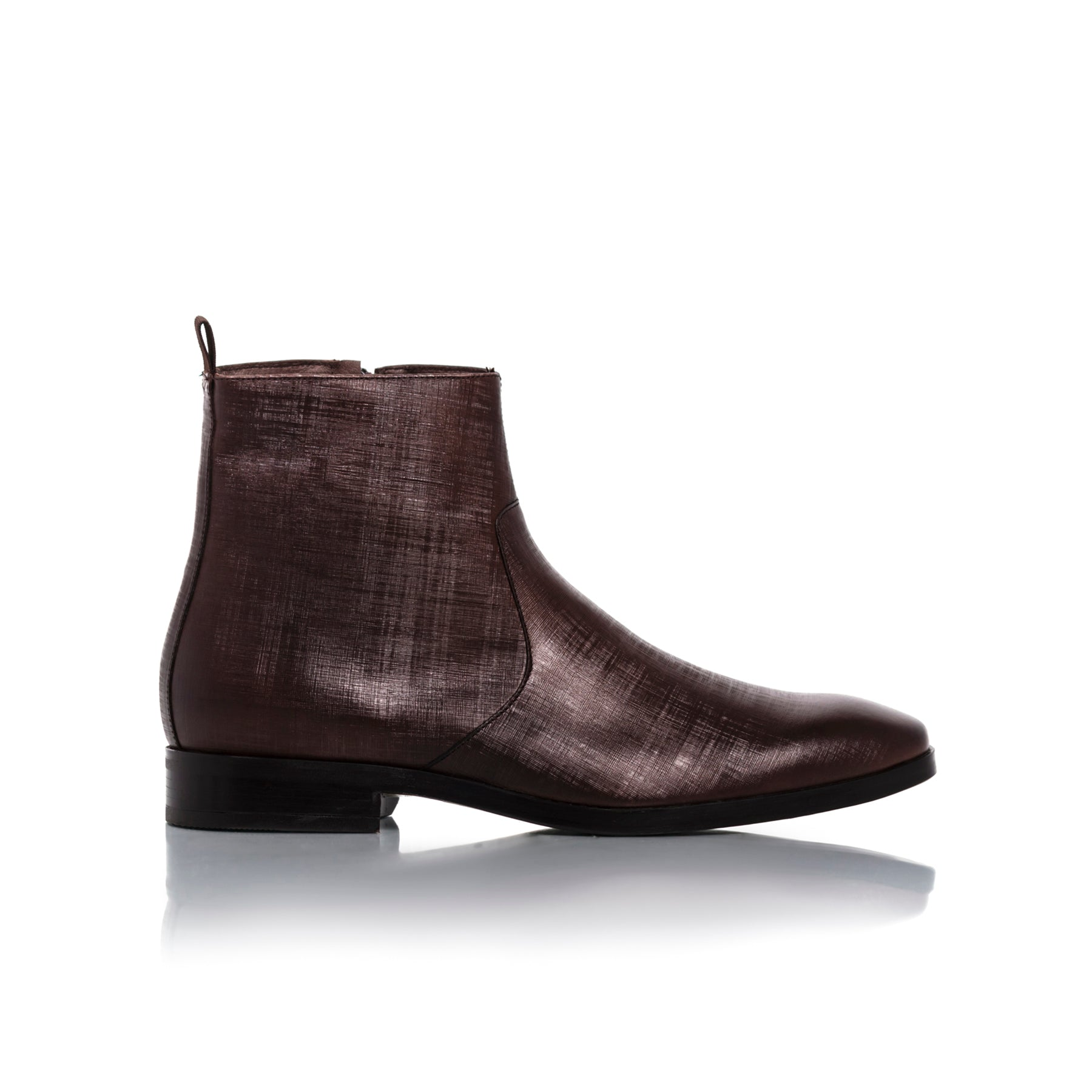 John Brown Leather Boots