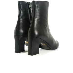 Lancaster Black Leather Boots