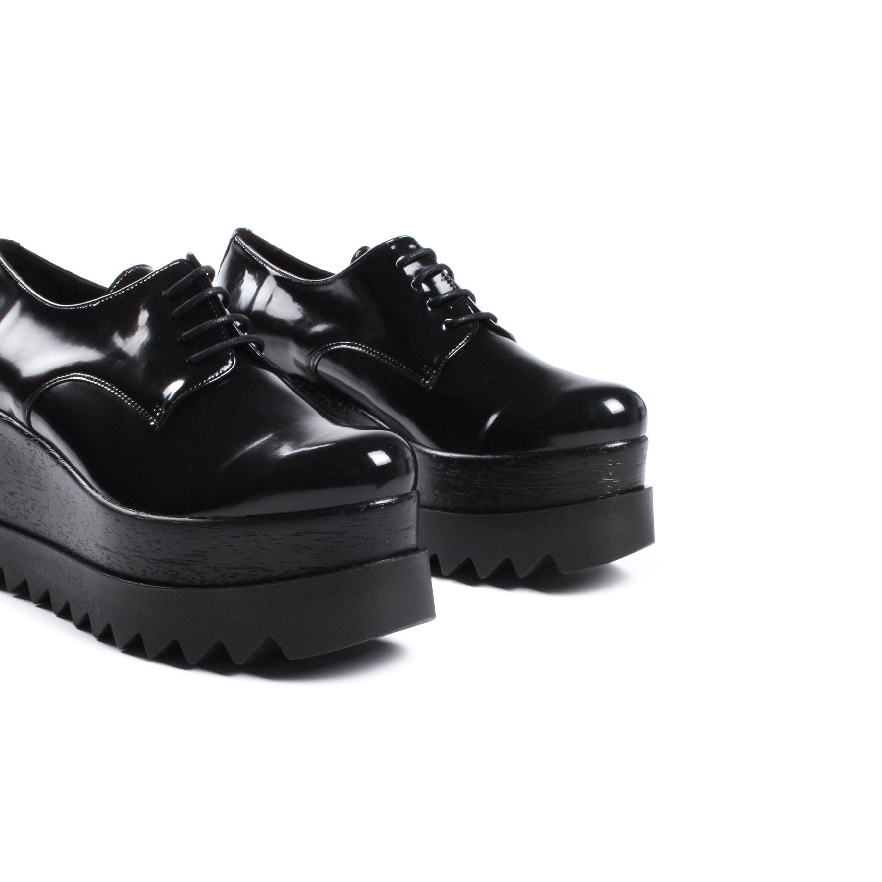 Lanny Black Patent Leather