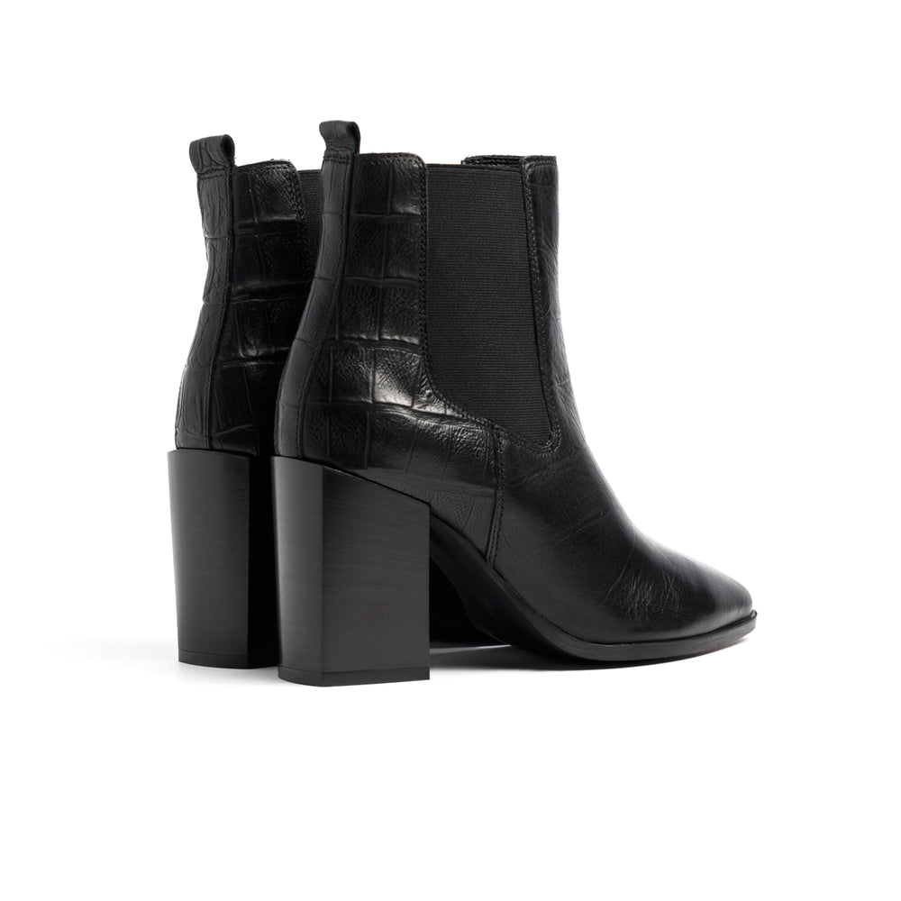 Load image into Gallery viewer, Laredo Black Croco Boots
