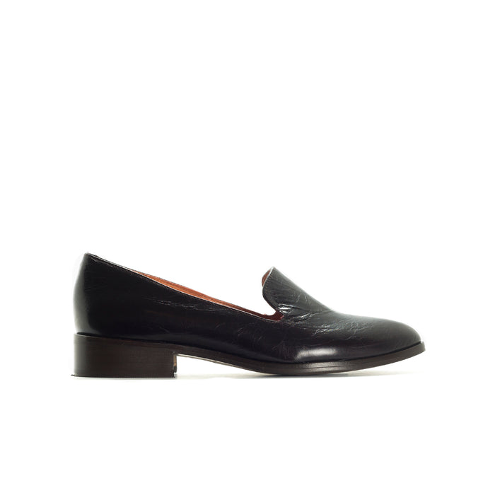 Nena Bordo Leather Shoes