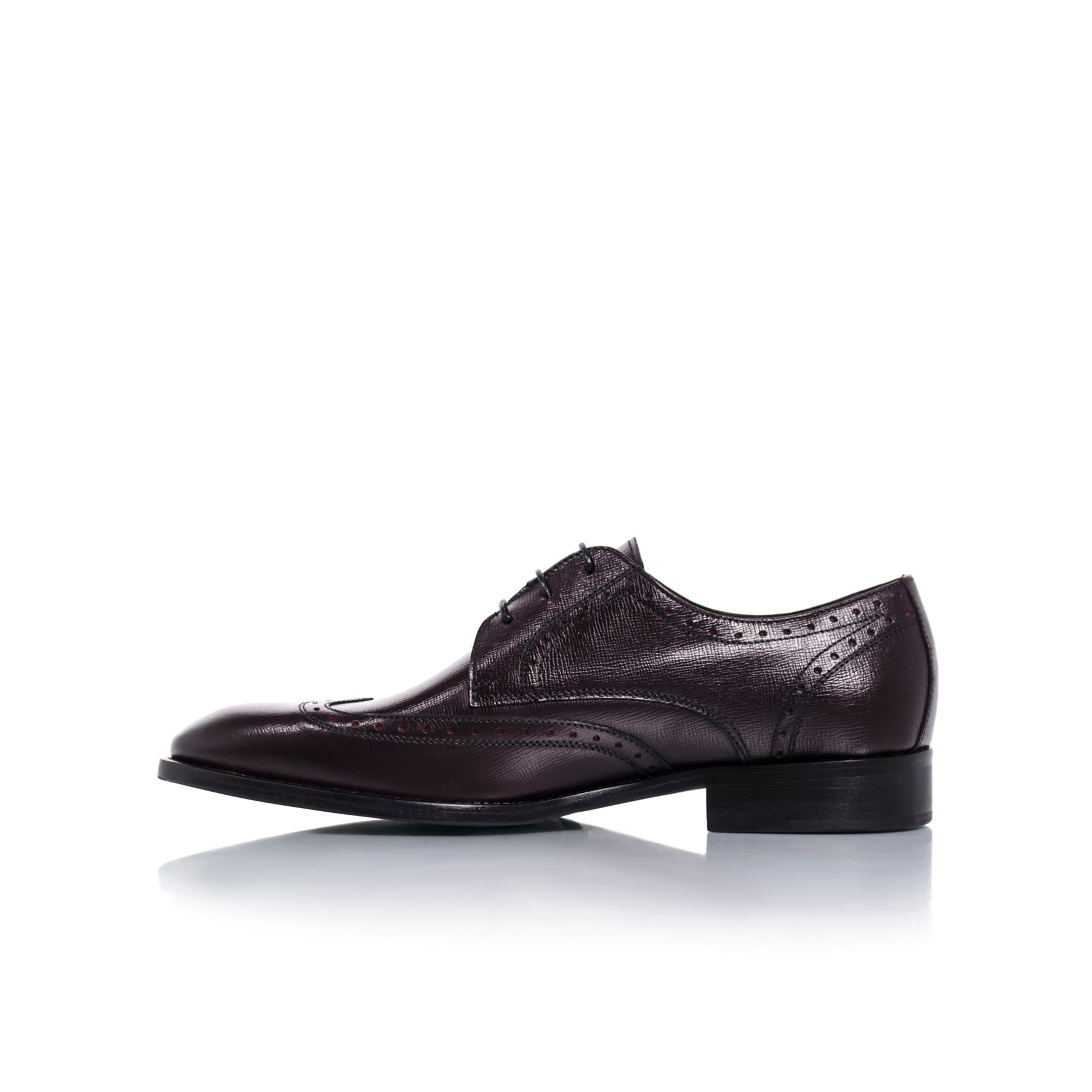 Nicholas Bordo Leather Shoes