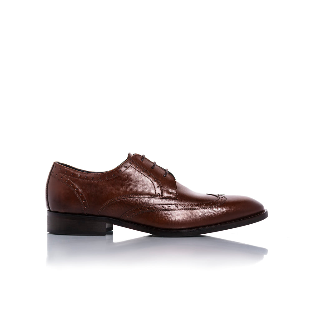 Nicholas Tan Leather Shoes