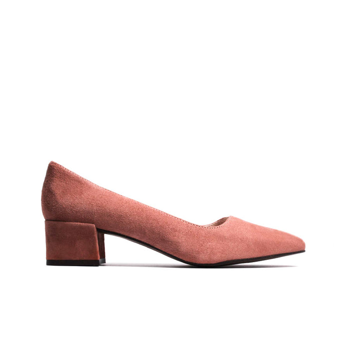 Trina Dusty pink Suede-SOLD OUT