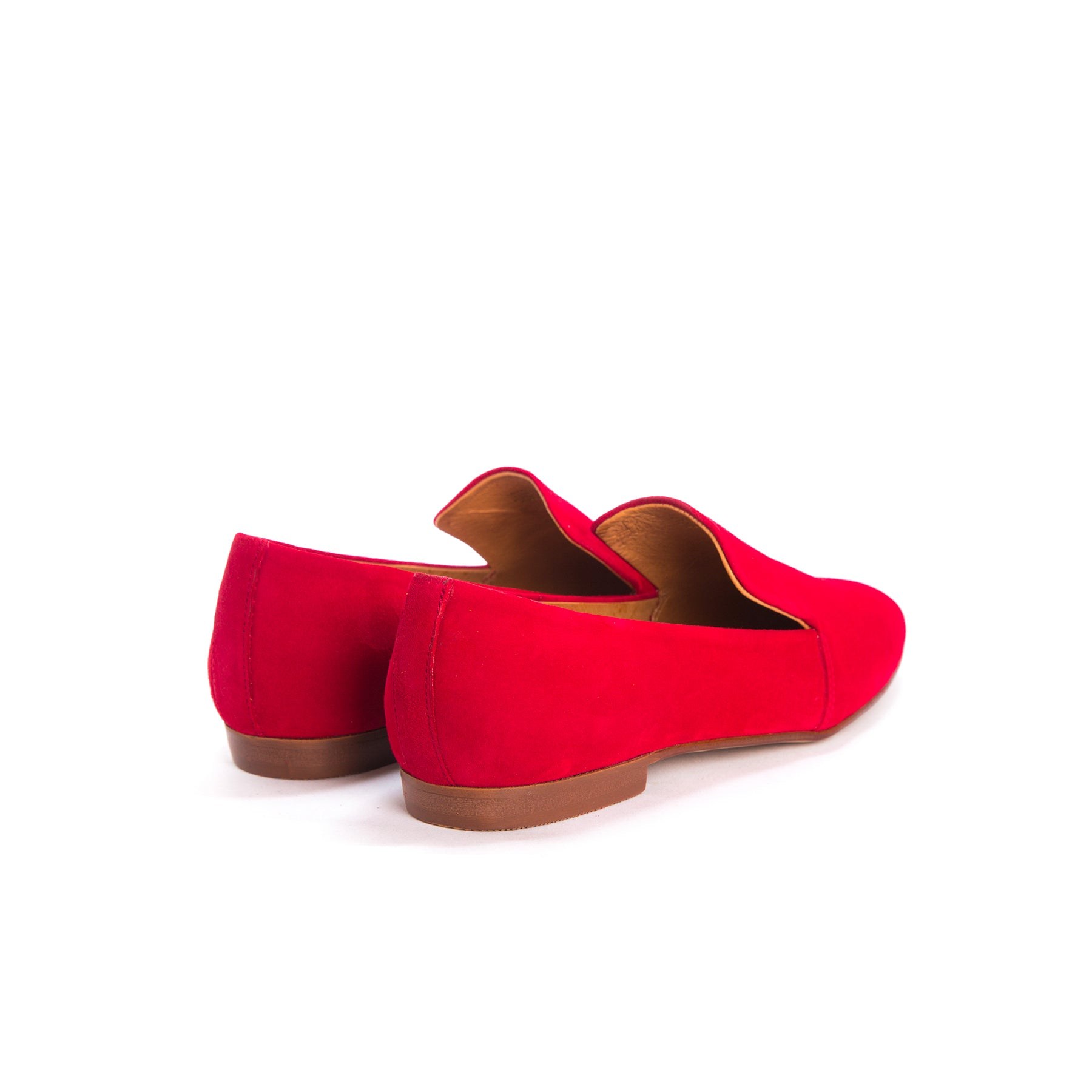 Noritati Red Suede